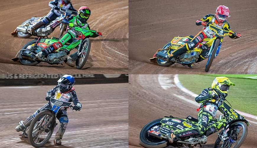 World & European 250cc Championships